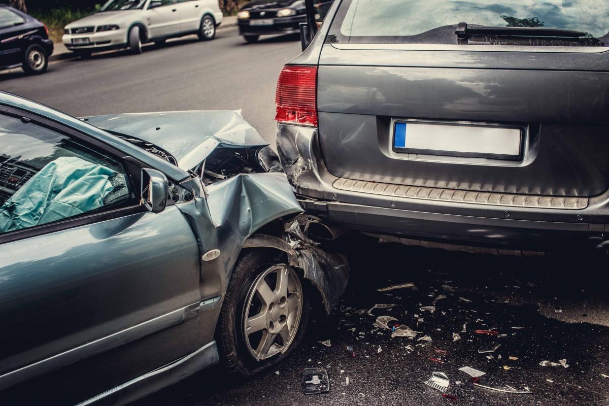 He sufrido un alcance con el coche ¿Qué debo hacer?