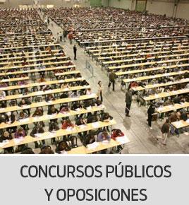Abogados de Concursos Públicos y Oposiciones en Almería