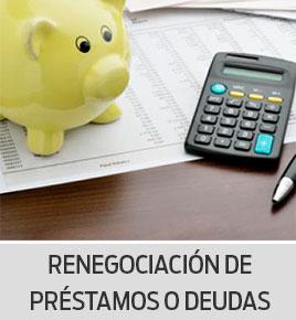 Abogados de Renegociación de presupuestos en Almería