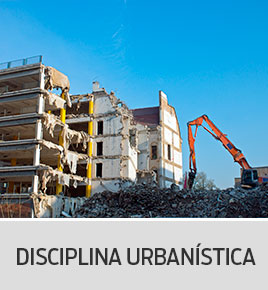 Abogados de Disciplina Urbanística en Almería