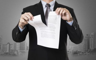 Incumplimiento de contrato
