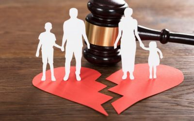Separación en caso de parejas no casadas