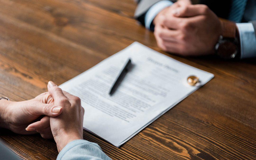 ¿Divorcio judicial o notarial?