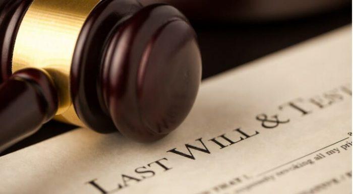Cómo impugnar un testamento.